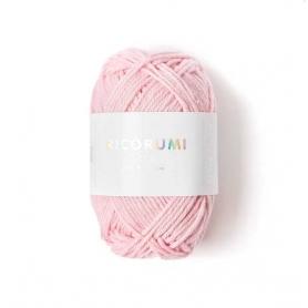 Coton à crocheter Ricorumi 25 g rose - 011