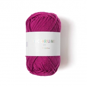 Coton à crocheter Ricorumi 25 g baie 015