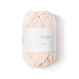Coton à crocheter Ricorumi 25 g poudre 022