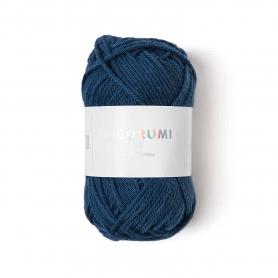 Coton à crocheter Ricorumi 25 g bleu nuit 035