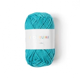 Coton à crocheter Ricorumi 25 g turquoise 039
