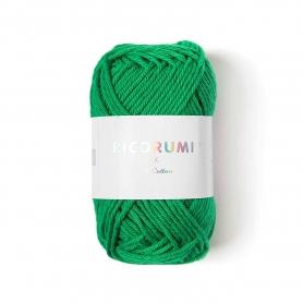 Coton à crocheter Ricorumi 25 g vert 049