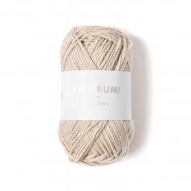 Coton à crocheter Ricorumi 25 g mastique 051