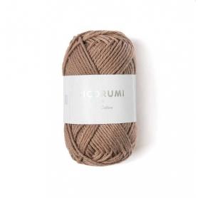 Coton à crocheter Ricorumi 25 g brun clair 052