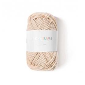 Coton à crocheter Ricorumi 25 g écru 054