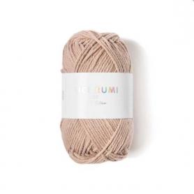 Coton à crocheter Ricorumi 25 g beige 055