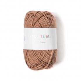 Coton à crocheter Ricorumi 25 g praline 056