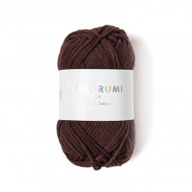 Coton à crocheter Ricorumi 25 g chocolat 057