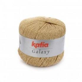 Fil métallisé Katia Galaxy or