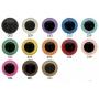 1 paire d'yeux amigurumi et doudous bleus 20 mm