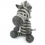 Kit crochet HardiCraft - Dirk le Zèbre