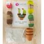 Kit crochet HardiCraft - petits cactus