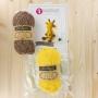Kit crochet HardiCraft - George le girafon
