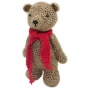 Kit crochet HardiCraft - Bobbi l'ours debout
