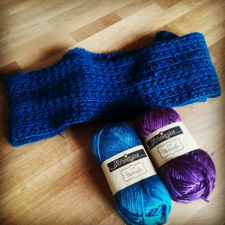 Tuto Gratuit Snood Au Crochet