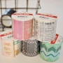 "Washi tape large Hazel & Ruby ""quote me"""