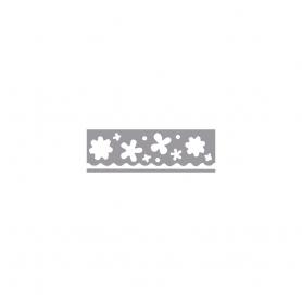 Perforatrice bordure fleurs, Rayher