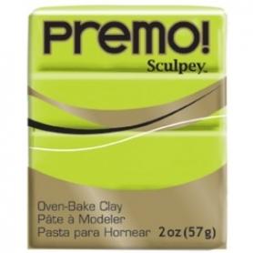 Premo Sculpey pain de 57g - wasabi 5022
