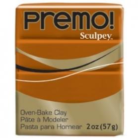 Premo Sculpey pain de 57g - sienne 5392