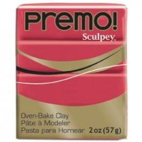 Premo Sculpey pain de 57g - grenade 5026