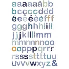 "Alphapet epoxy ""boy"" par Artemio"