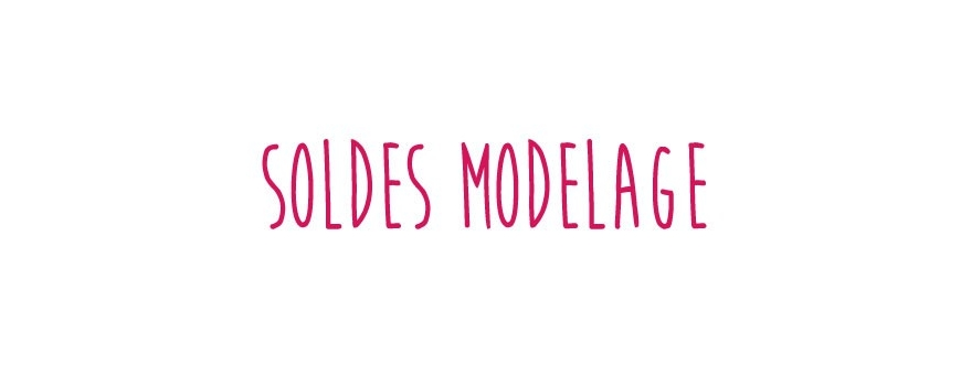 Soldes Modelage