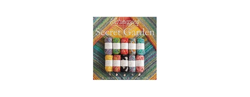pelote secret garden scheepjes