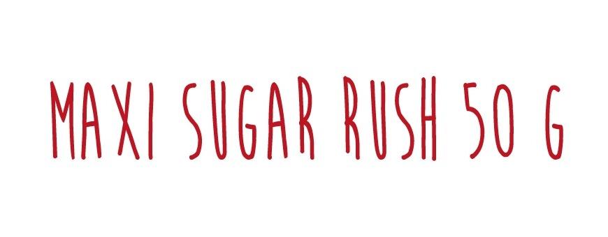 Maxi Sugar Rush 50 g