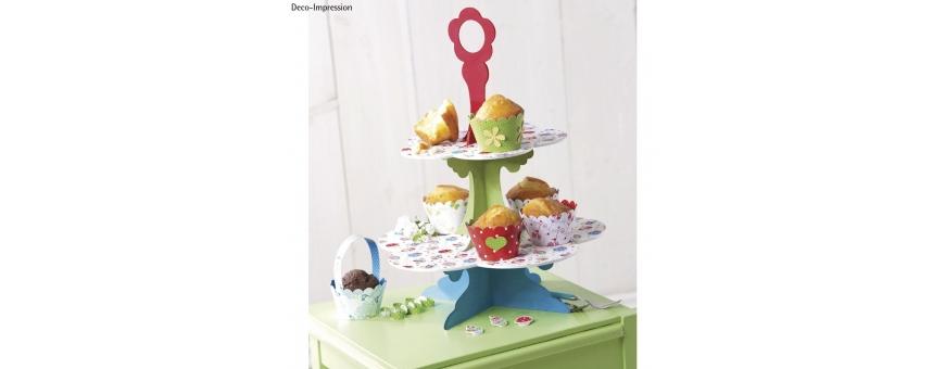 sweet table et décoration de table